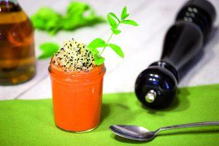 Crema di peperoni vegana: ecco come si prepara