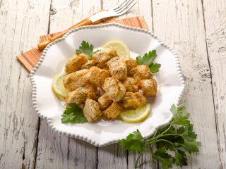 Crocchette di pesce persico, cena sfiziosa