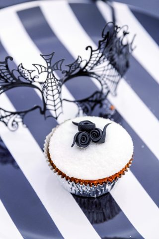 Cupcake dark: per halloween