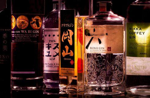 Il gin giapponese è il distillato artigianale del momento