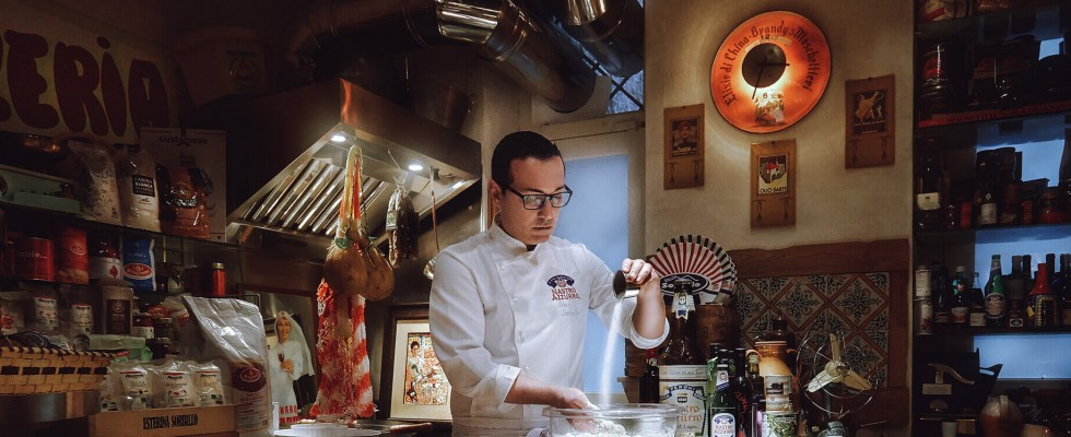 Gino Sorbillo apre una pizzeria anche a Roma