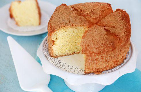 Torta sabbiosa, perfetta per la colazione