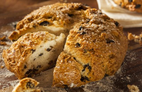 Irish Soda Bread: senza lievito