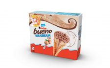 Arrivano i gelati Kinder, ma non in Italia