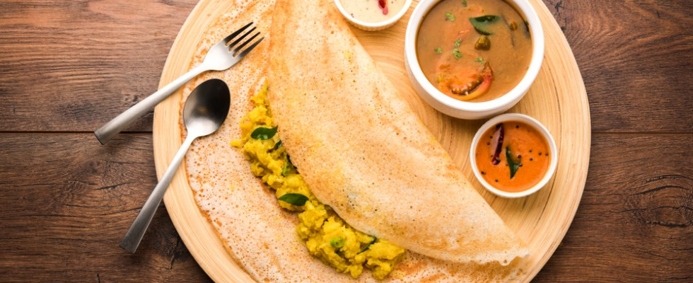 How to: come si fanno i dosa, crêpes indiane