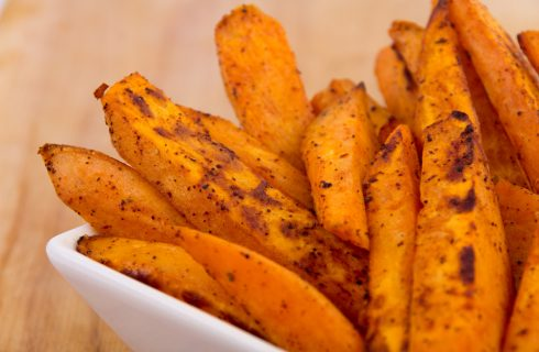 Patate dolci: 7 modi per cucinarle