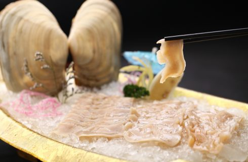 Come si mangia il geoduck, il mollusco più grande del mondo