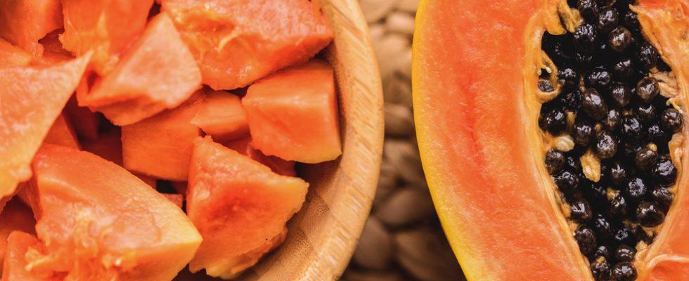 Papaya: 7 ricette salate con cui provarla