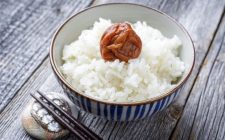 Umeboshi, la prugna salata giapponese