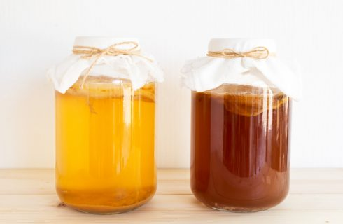 Un'alternativa al Kombucha: Jun Tea