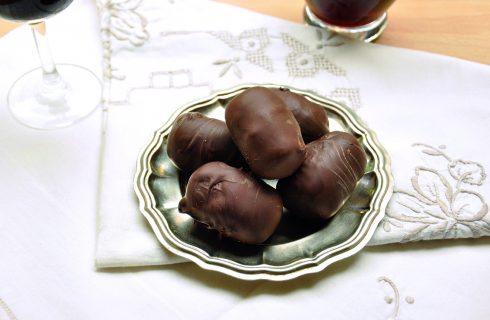 Tartufini cocco e cioccolato con il bimby