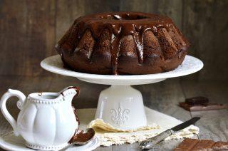 Torta cioccolato e banane: golosa