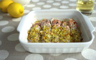 Canocchie al forno: raffinato secondo piatto