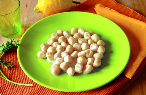 Gnocchi con la zucca e salsa di taleggio: la ricetta con il bimby