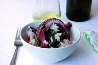 Bimby: insalata di riso di mare