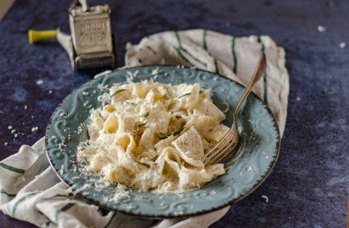 Lagane con ricotta e parmigiano: primo piatto domenicale