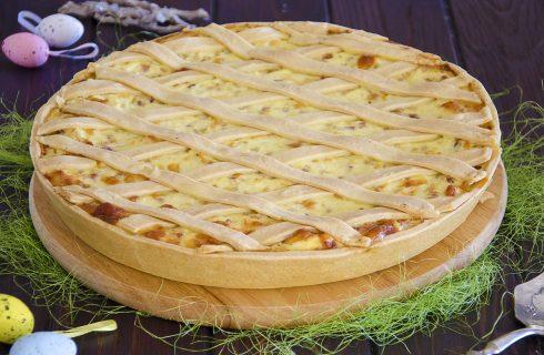 Pastiera salata: per la Pasqua