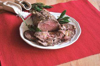 Roast beef aromatizzato: ricetta da fare con il bimby
