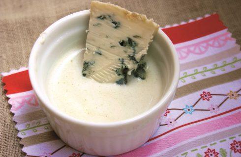 Salsa ai quattro formaggi, la variante con il bimby