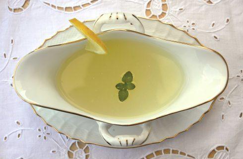 Salsa al limone, si prepara con il bimby