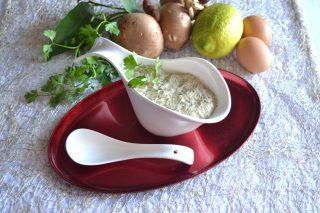 Salsa boscaiola: ricetta con il bimby