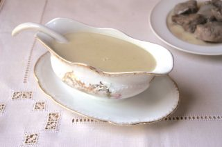 Salsa gravy: ricetta con il bimby