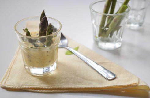 Salsa per asparagi: variante con il bimby