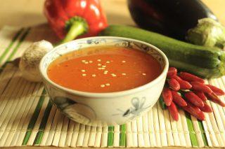 Salsa sweet chili, da preparare con il bimby