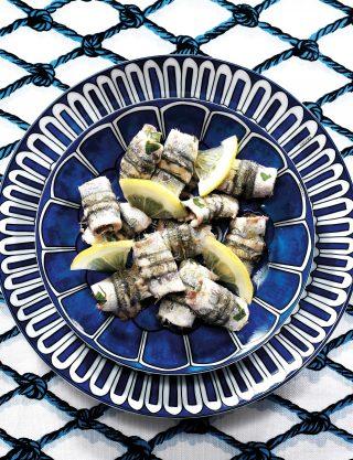 Bimby: ecco le sarde con ripieno di pecorino e pangrattato