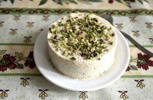 Semifreddo al pistacchio: variante con il bimby