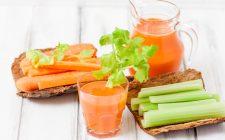 Smoothie al sedano, carote e pere con il bimby: perfetto per la merenda