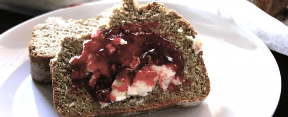 Soda bread: pane fatto con il bimby