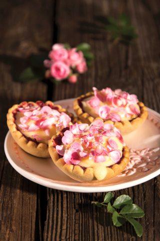 Bimby: ecco le tartellette con crema alla vaniglia