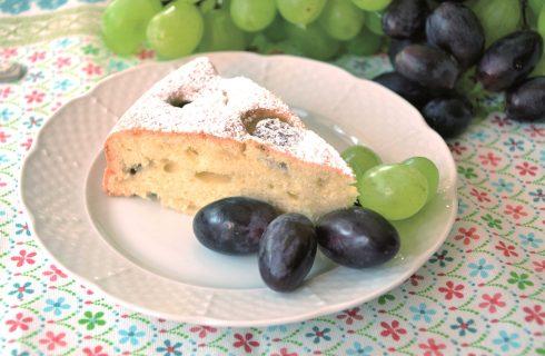 Torta alle due uve: da fare con il bimby