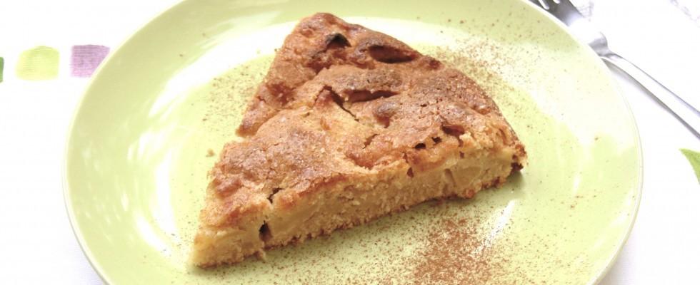 Bimby: ecco la torta con farina di kamut e mele