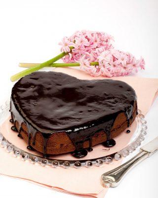 Torta cuore di cioccolato per San Valentino: da fare con il bimby