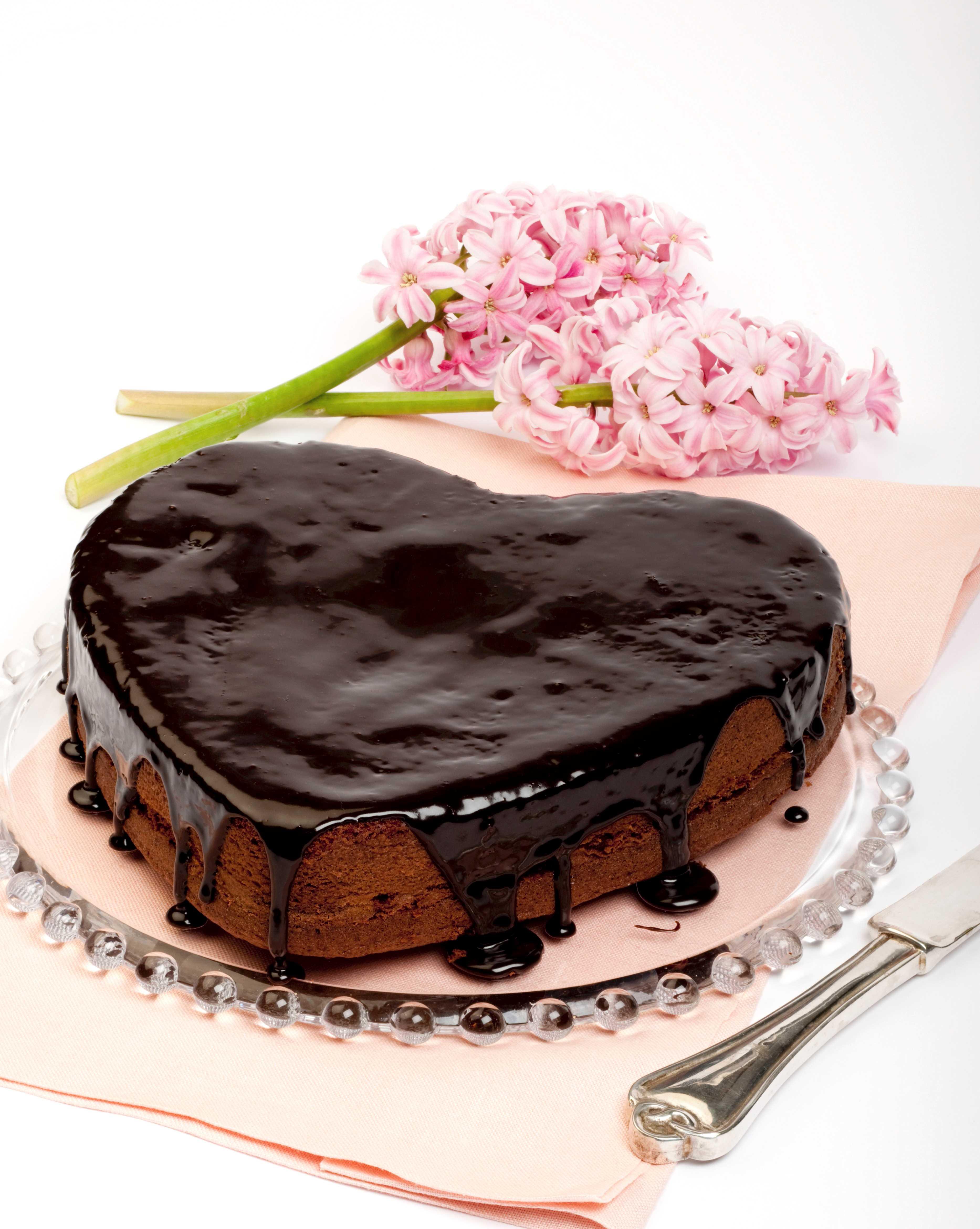 Ricetta Torta Al Cioccolato A Forma Di Cuore.Ricetta Torta Cuore Di Cioccolato Con Il Bimby Agrodolce