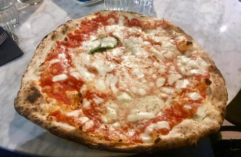 Antica Pizzeria da Michele, Milano