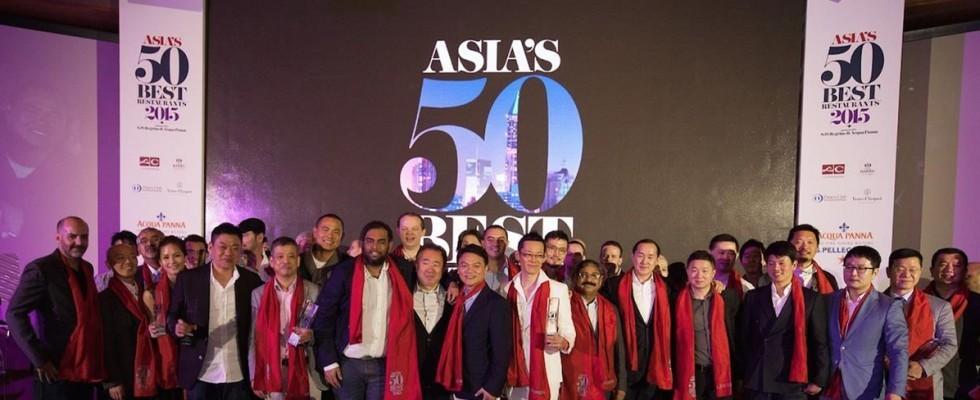 Asia's 50 Best Restaurants: le nostre previsioni
