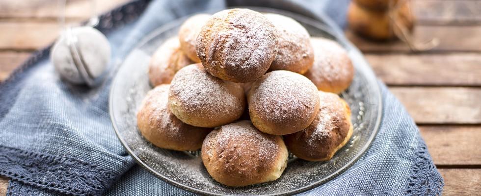 Biscotti alla ricotta, gustateli per colazione