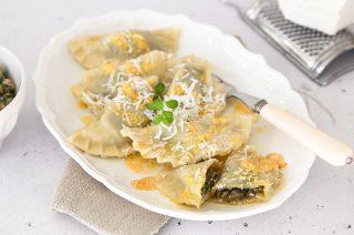 Cjalsons: ravioli della cucina friuliana