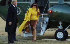 Cosa mangia Melania Trump e i cibi preferiti di Donald