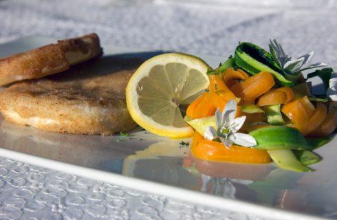 La ricetta delle cotolette di sedano rapa vegan
