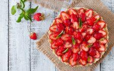 La crostata di fragole vegan con la ricetta golosa