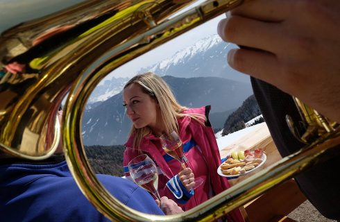 Un piatto per ogni grande jazzista: Dolomiti Food Jazz