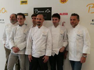 L'Italia si prepara al Bocuse d'Or: ecco la nostra squadra