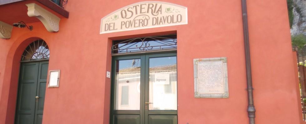 Povero Diavolo a Torriana: il nuovo chef è Giuseppe Gasperoni