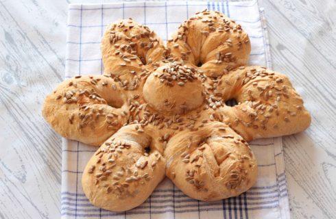 Pane ai semi di girasole: la nostra ricetta
