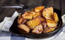 Patate al forno con labuccia, la ricetta