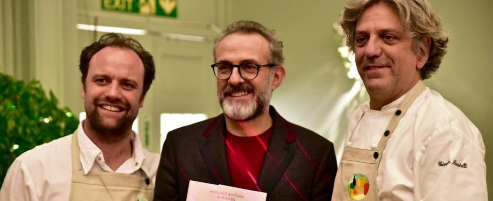 Massimo Bottura apre il Refettorio a Parigi